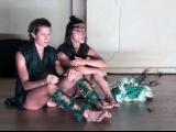 Prologo QdA: il duello tra Tancredi e Clorinda diventa danza